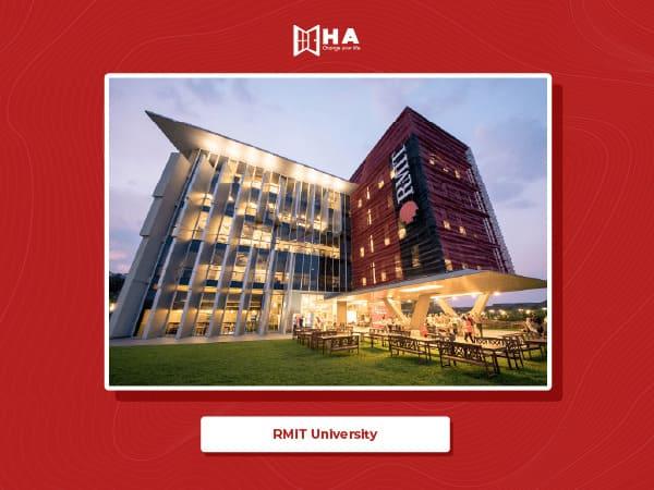 RMIT University trường đại học hàng đầu du học Úc