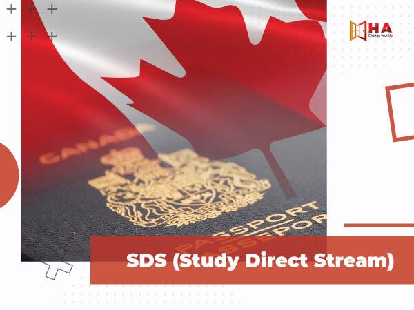 visa du học canada sds và ces