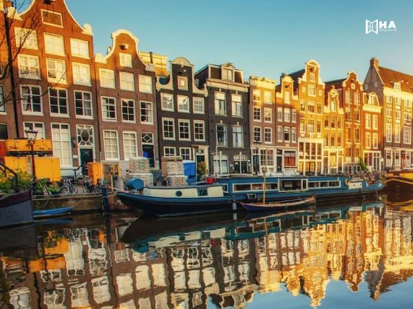 tổng quan đất nước Hà Lan và du học Hà Lan