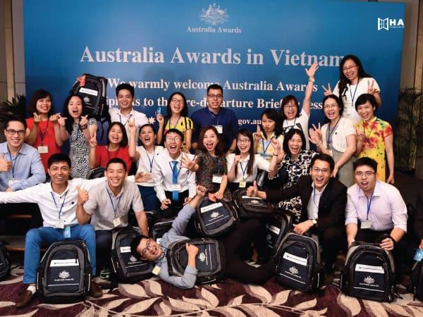 Australia Awards Scholarships học bổng du học cho sinh viên năm nhất