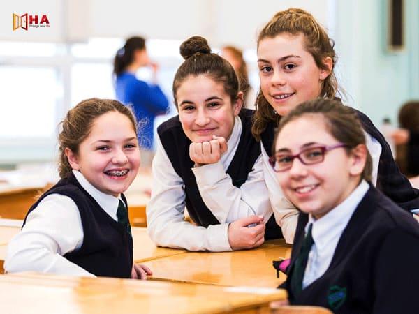 du học bậc trung học Đi du học Canada không cần IELTS 2020