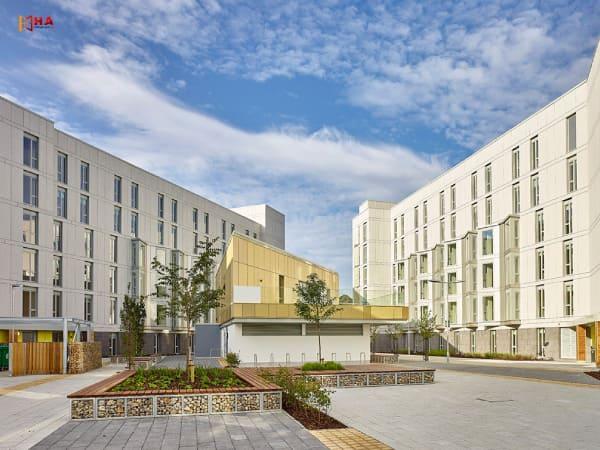 Chỗ ở trường đại học University of East Anglia