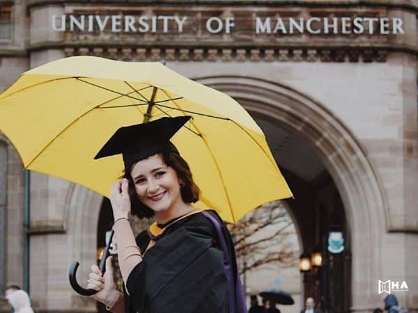 Giới thiệu về trường University of Manchester