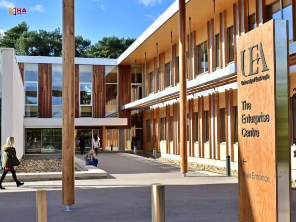 Giới thiệu trường đại học University of East Anglia
