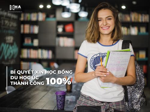 Bật mí bí quyết xin học bổng du học Úc thành công 100%