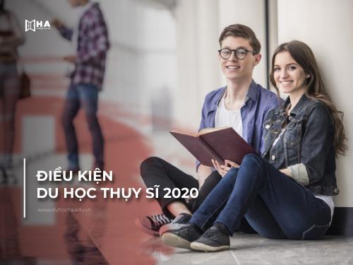 Bạn đã biết những điều kiện du học Thụy Sĩ 2020 chưa?