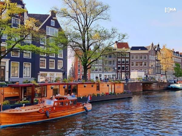 chi phí du học các nước châu âu - Hà Lan