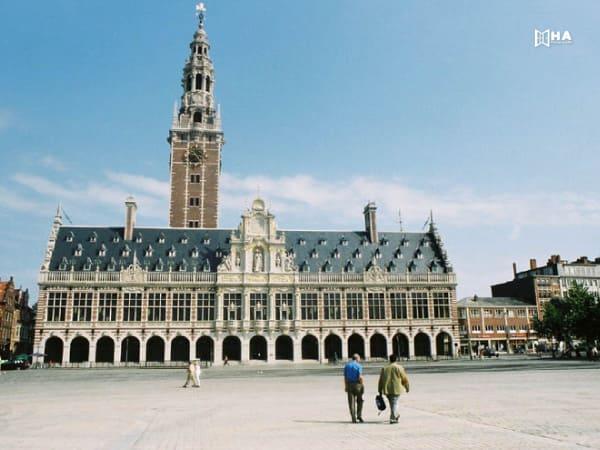 chi phí du học các nước châu âu - Bỉ