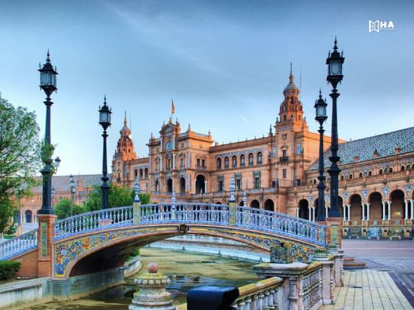 chi phí du học các nước châu âu - Tây Ban Nha