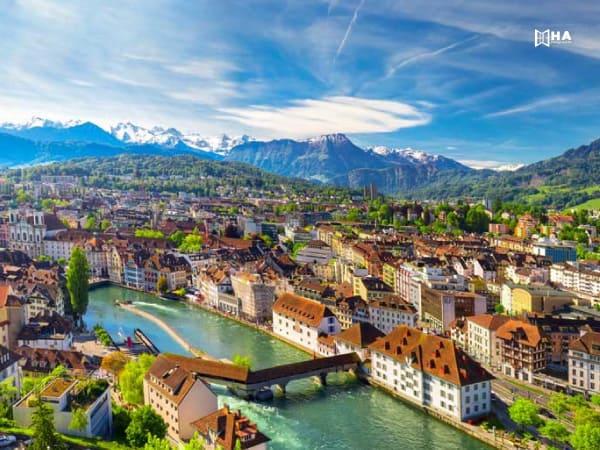 chi phí du học các nước châu âu - Thụy Sĩ