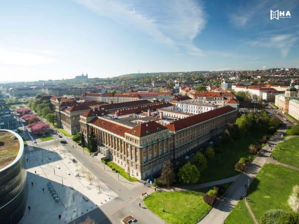 du học các nước châu âu miễn học phí - Cộng Hòa Séc