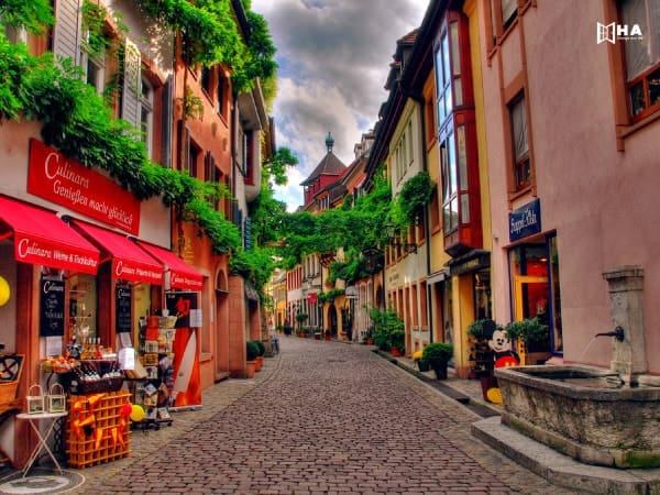 du học các nước châu Âu miễn học phí - Đức