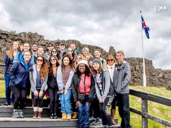du học các nước châu âu miễn học phí - Iceland