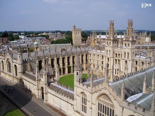 du học châu âu ngành kinh tế Oxford