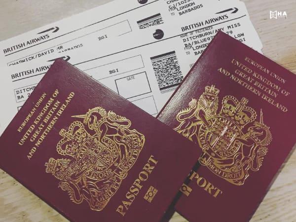 visa du học châu Âu - Anh