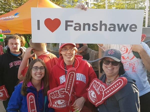 Cao đẳng Fanshawe - Canada