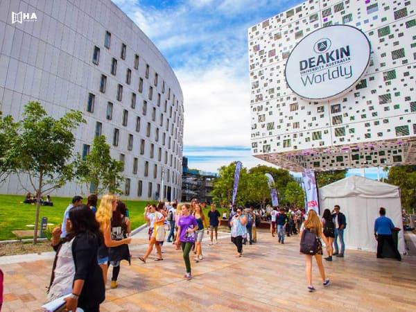 Đại học Deakin - Úc