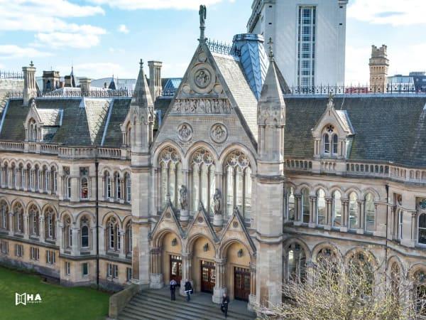 Đại học Nottingham Trent - Anh Quốc