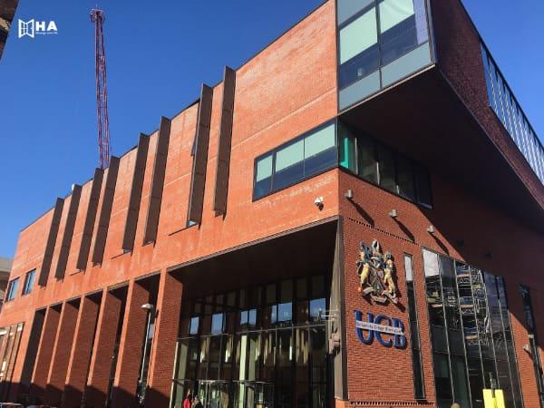 Đại học University College Birmingham