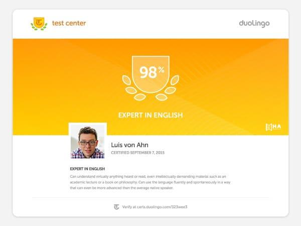 Duolingo English Test là gì?