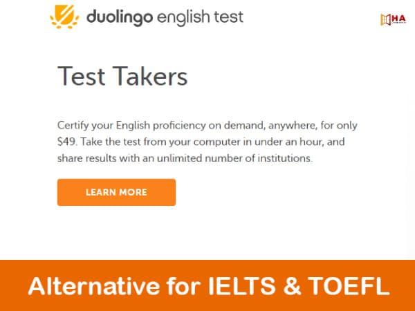 Lợi thế khi làm bài thi Duolingo English Test