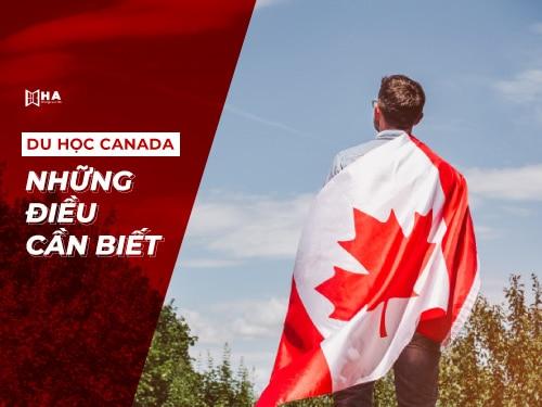 Tất tần tật những điều cần biết về du học Canada