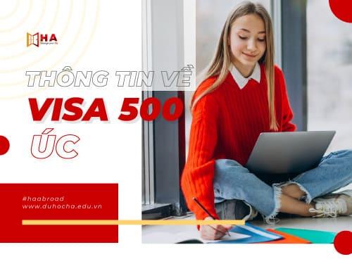 Tất tần tật thông tin về Visa 500 Úc mới nhất