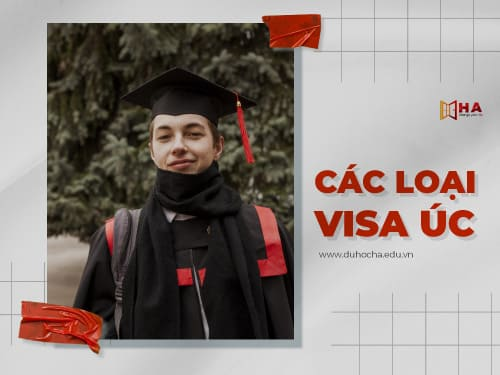 Khám phá các loại visa Úc phổ biến nhất hiện nay