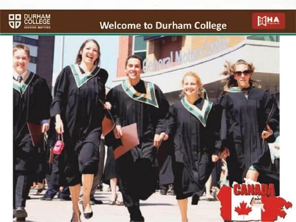 Chương trình đào tạo Durham