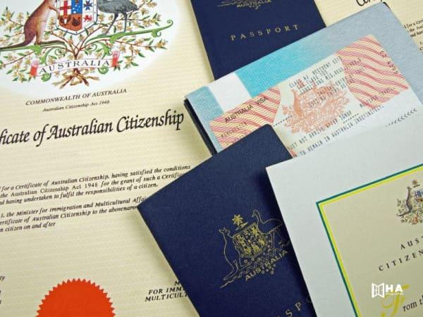 Trường hợp xin visa định cư