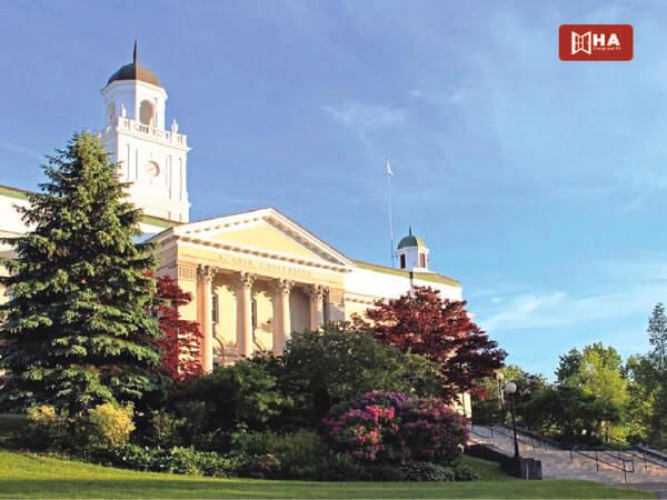 giới thiệu trường đại học Acadia