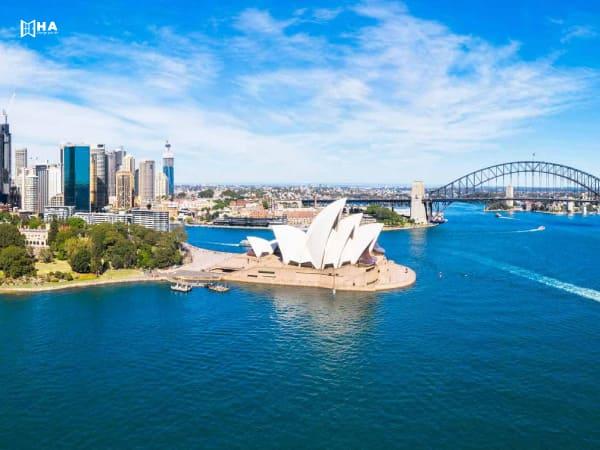 Vậy nên du học Mỹ hay Úc?