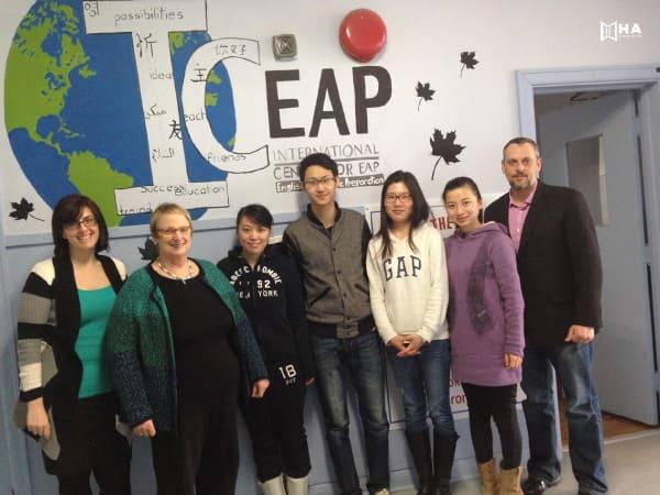 Cấp độ đào tạo tại trường ICEAP