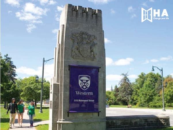 Western University học bổng