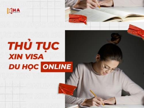 Thủ tục xin visa du học Úc Online mới nhất