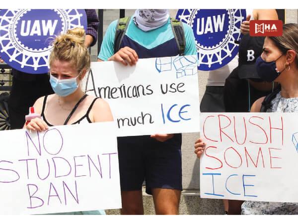 Chính quyền Mỹ đã hủy bỏ quy định gây tranh cãi đối với sinh viên quốc tế