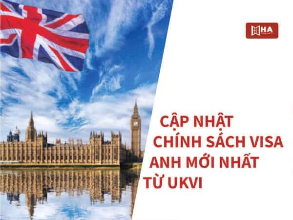 Cập nhật về chính sách visa từ UKVI trong mùa dịch COVID 19