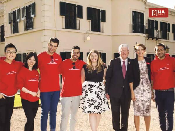 Chính sách hỗ trợ sinh viên Adelaide