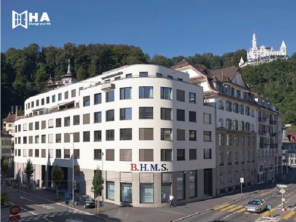 Chương trình đào tạo ngành Quản trị Khách sạn tại Thụy Sĩ