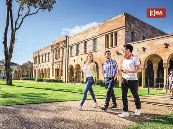 Dịch vụ sinh viên Queensland
