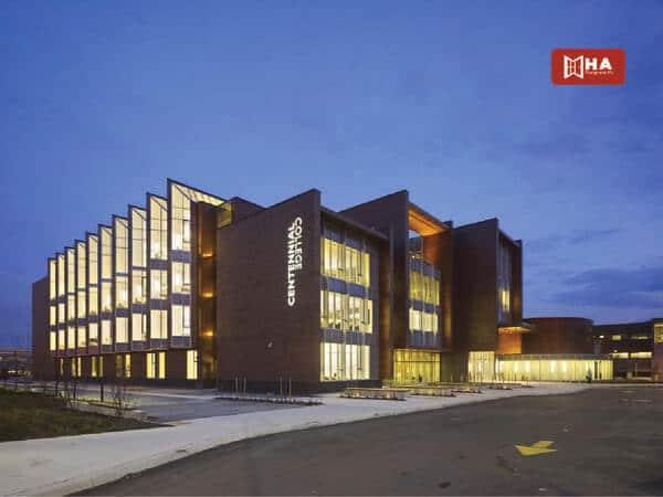 Giới thiệu chung Trường Centennial College