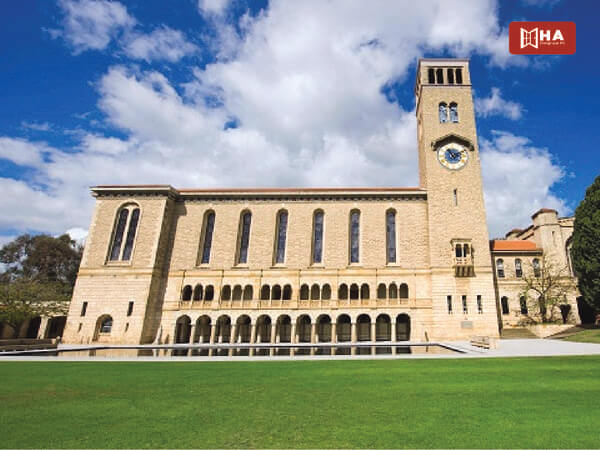 Giới thiệu chung trường Đại học Tây Úc