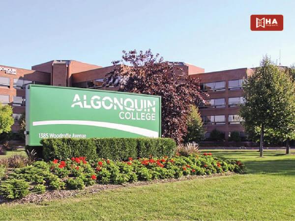 Giới thiệu chung Trường Cao đẳng Algonquin Canada
