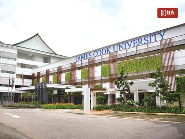 Giới thiệu chung Trường Đại học James Cook Úc