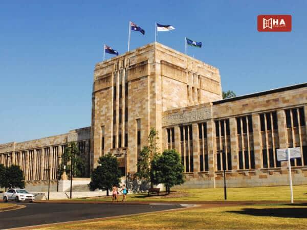 Giới thiệu chung trường Đại học Queensland