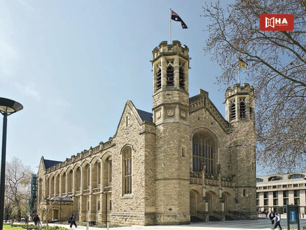 Giới thiệu chung Trường Đại học Adelaide