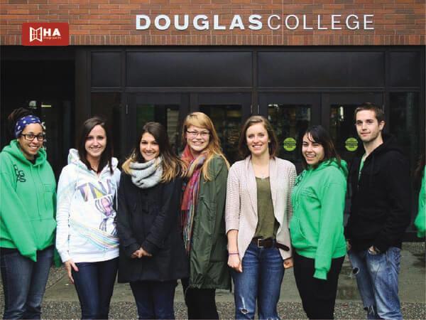 Điểm nổi bật của trường cao đẳng Douglas