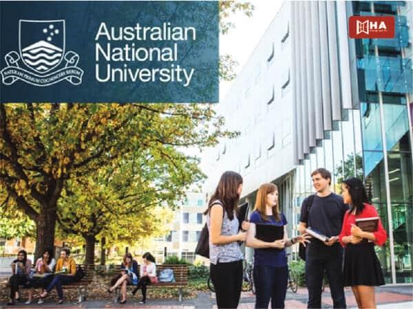 Học phí đại học quốc gia Úc