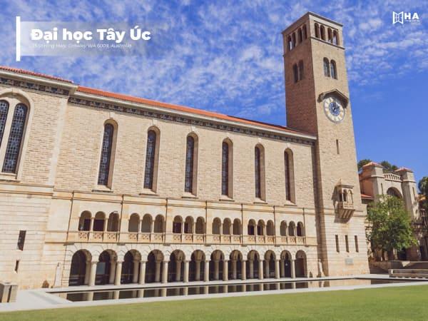 bảng xếp hạng các trường đại học úc