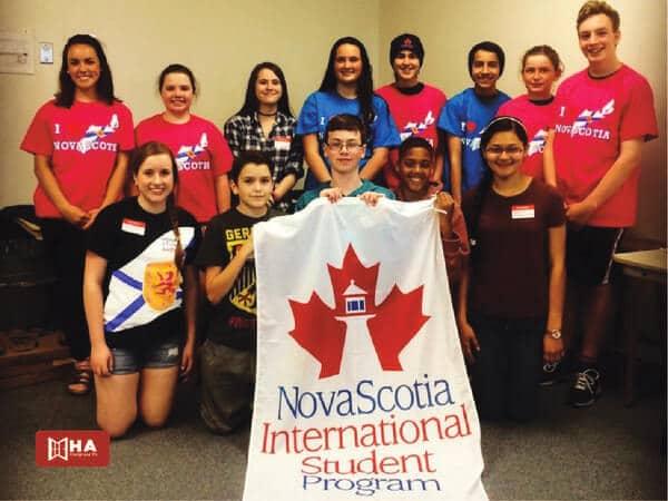 Thành tích nổi bật tại Nova Scotia
